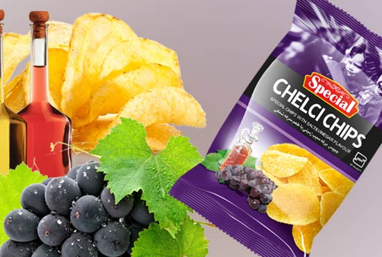 Cheesecloth vinegar chips