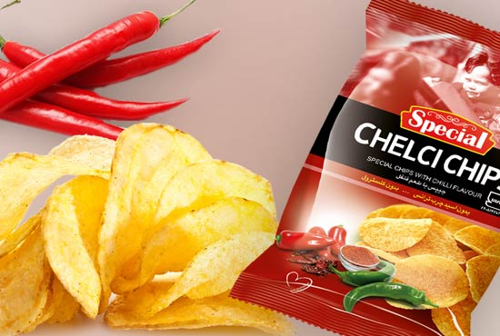Chelsea Pepper Chips