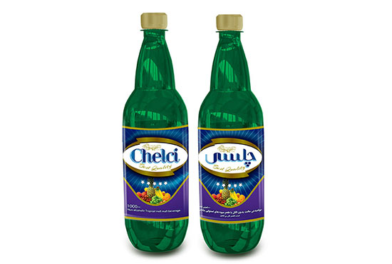 Non-Alcohol Malt Drink with Taste of Tropical Fruits