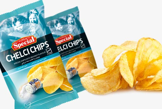 Chelsea's simple chips